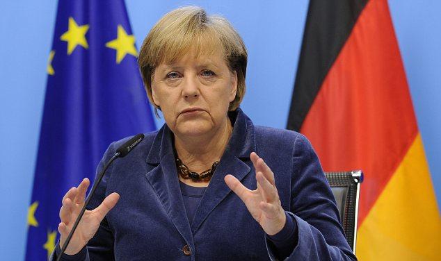 Merkel y los dirigentes de cinco organismos multilaterales buscan respuestas a los desafíos de lamundialización