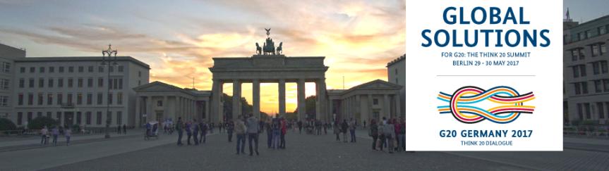 Embajada Abierta participará de la cumbre  de Think Tanks del G20 enBerlín